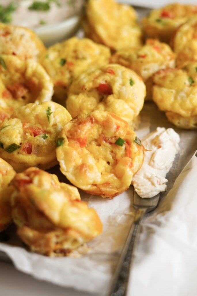 baked egg bites