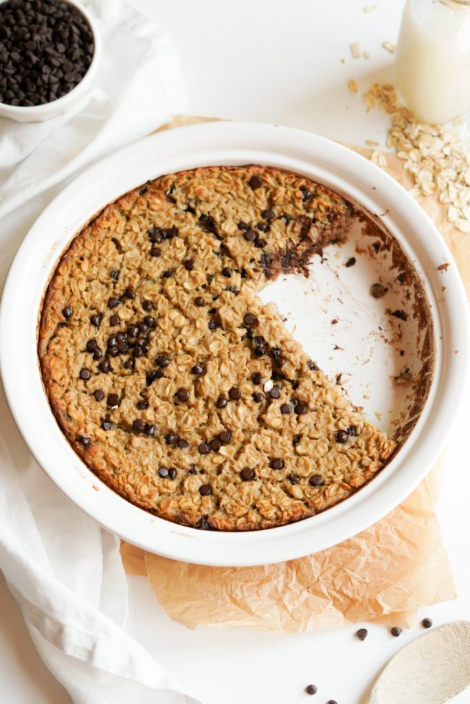 protein baked oatmeal