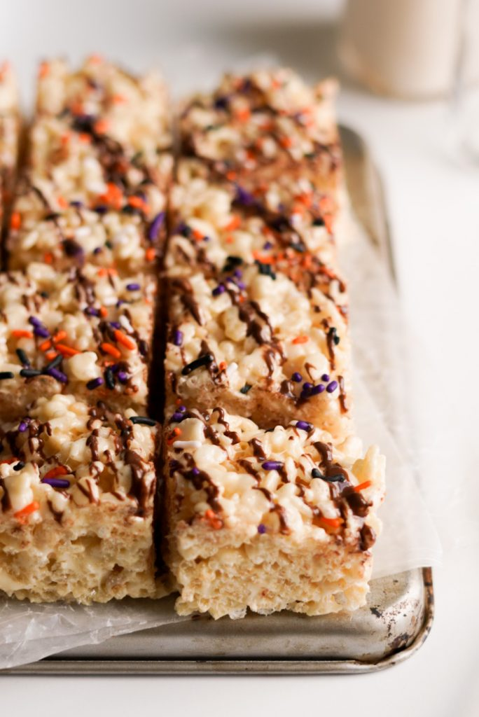 Easy Rice Krispy Treats Recipe